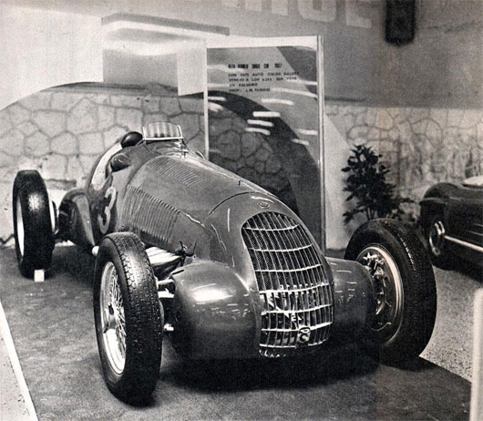 Historias Del Automovilismo Argentino