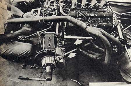 Berta LR Cosworth V8