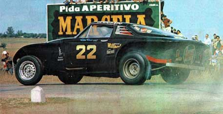 Negrita Mark II Chevrolet 250