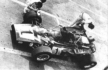 Fórmula Indy - 300 Millas de Rafaela 1971