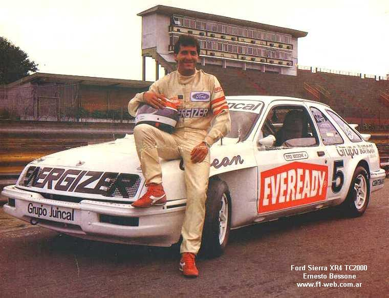 Ford Sierra XR4 TC2000