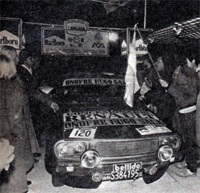 Rally Argentina C Rdoba 1985